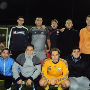 BCR Soccer Team
