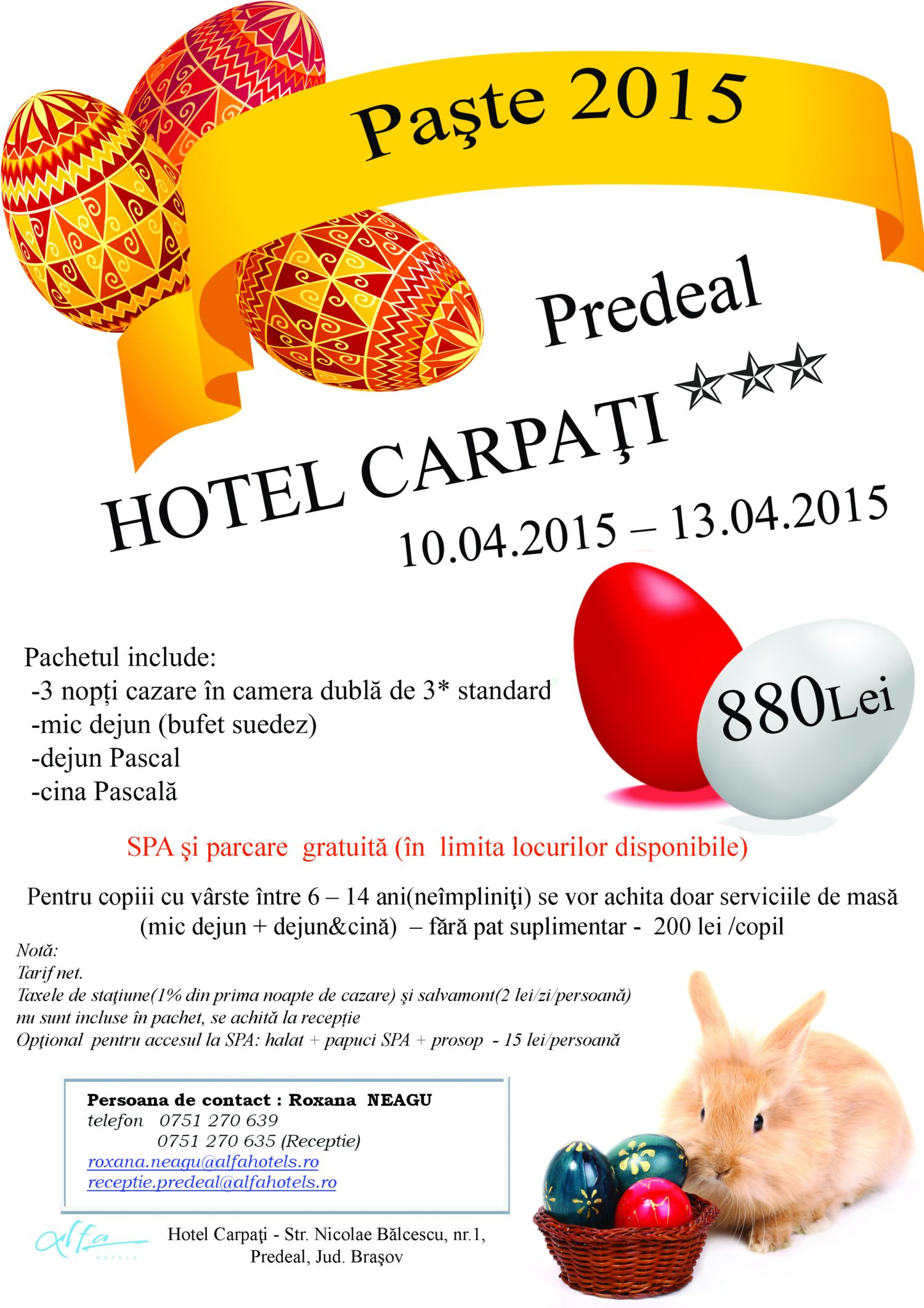 AlfaHotels  Paste 2015