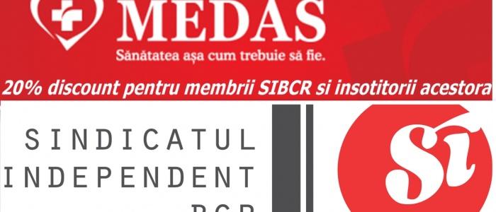 CM MEDAS 20%